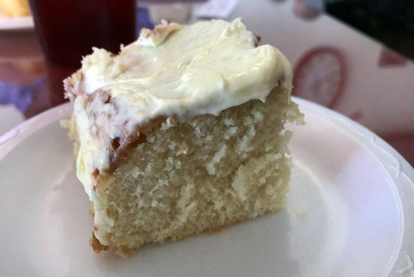 Mama Reta's Cake