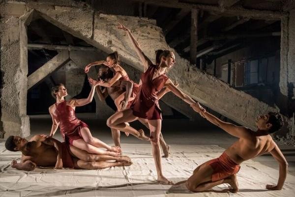 """Fort Wayne Dance Collective - Battery Dance """"The Durga Project"""""""