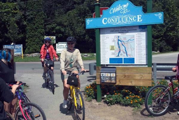 Confluence Trail Head Great Allegheny Passage
