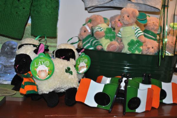 Ha'penny Bridge Imports of Ireland children's gifts