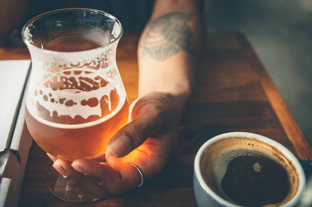 Beer and Coffee
