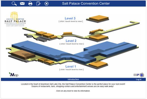 Interactive Floorplan screenshot
