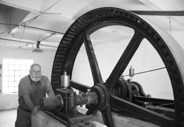 The Norwegian Sawmill museum