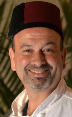 Chef Karim - Oasis Restaurant