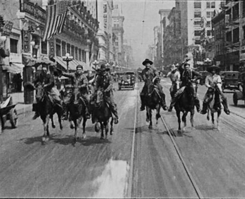 Bucking Broadway From John Ford