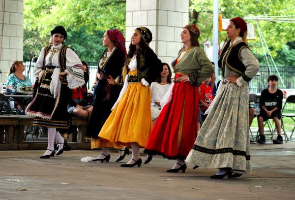 Greekfest Dancers