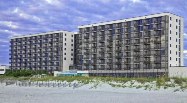 Shell Island Resort