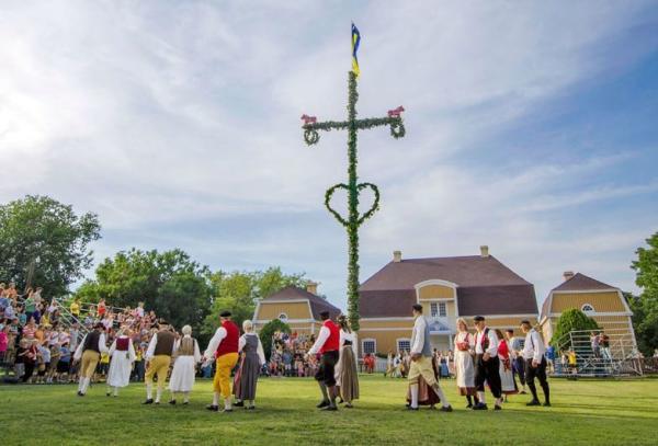 Midsummer's Day Lindsborg
