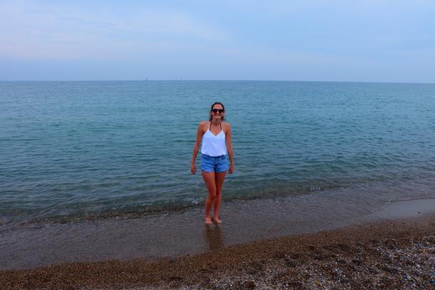 Canatara Beach