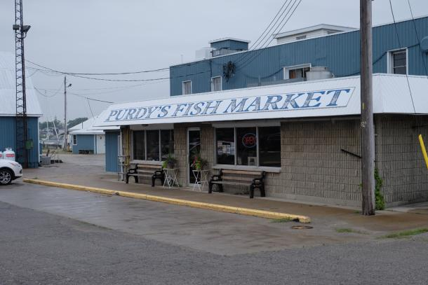 Purdy's Fish Market