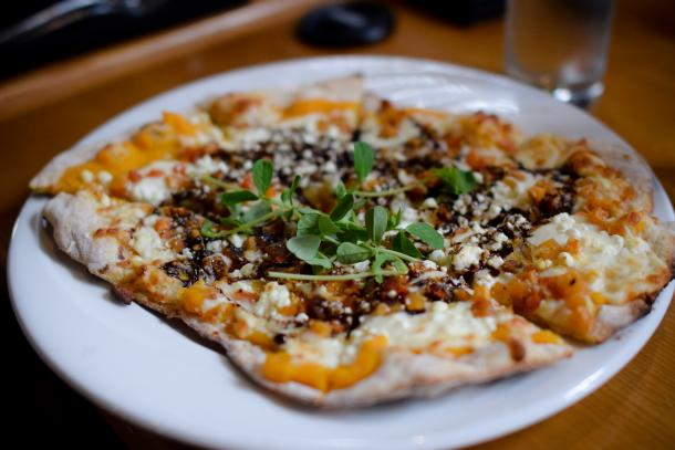 clocktower inn pizza