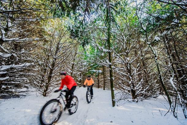 Fat Biking in Oxford