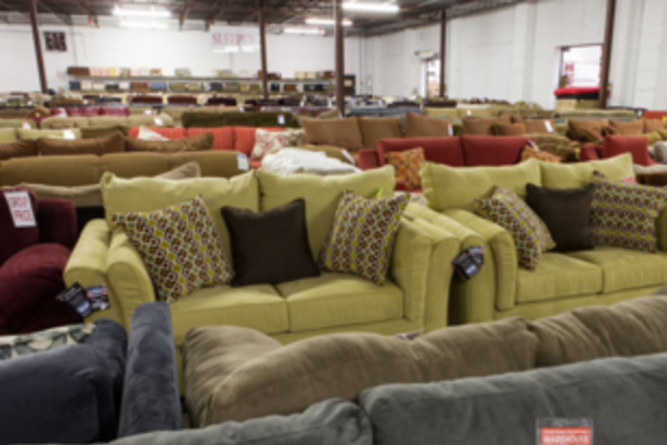 . Grand Home Furnishings Outlet   Roanoke