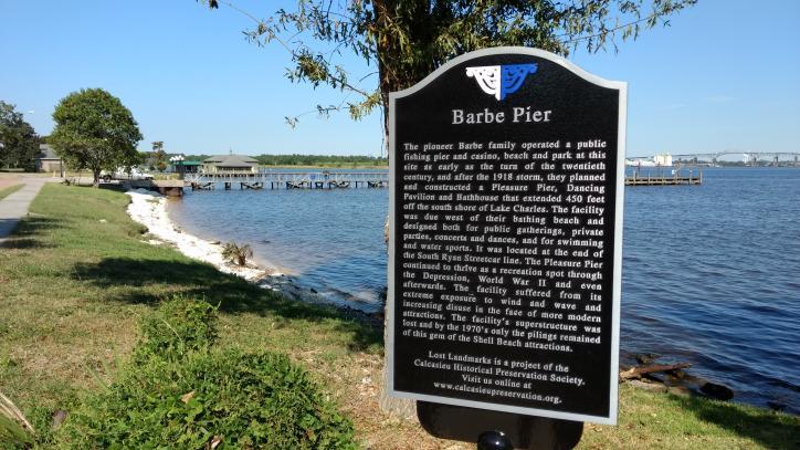Barbe Pier