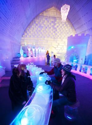 Chena Ice Museum