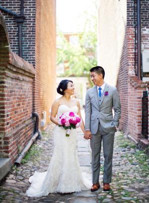 Showcase Wedding Couple