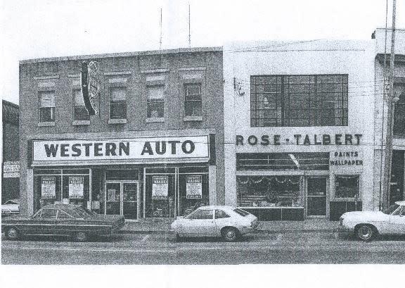 Rose-Talbert Building