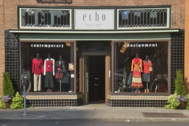 Echo Boutique Storefront