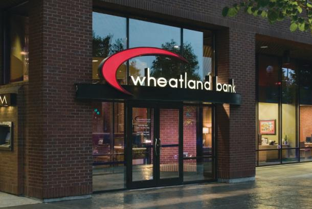 Wheatland Bank Downtown Spokane Branch