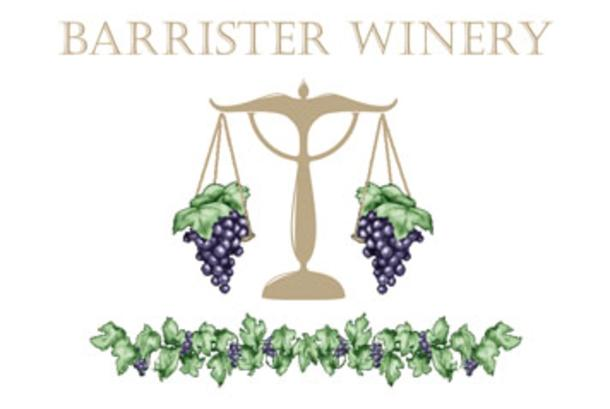 Barrister Winery logo
