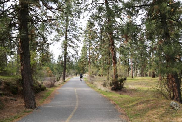 Spokane Valley Centennial Trail 2