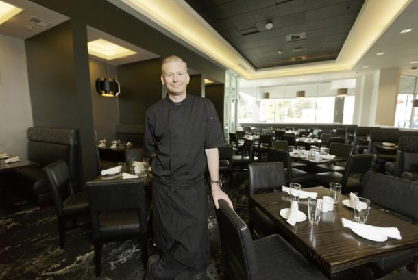 The Grand Restaurant and Lounge; Chef Ian Wingate