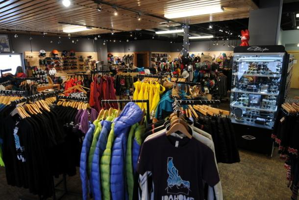 Shop Seasonal Gear at Schweitzer Mountain Resort