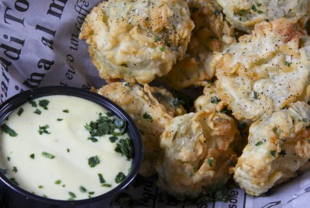 Fried Pickles (A House Specialty)