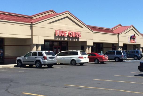Five Guys Northpointe