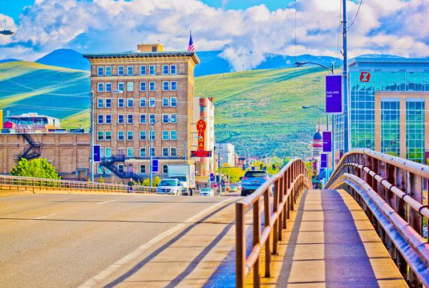 Downtown Missoula