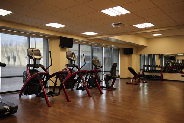 Ruby Suites Fitness Center