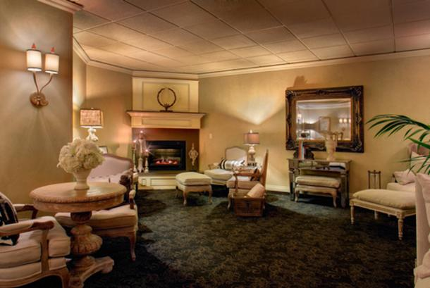 Davenport Spa Serenity Room