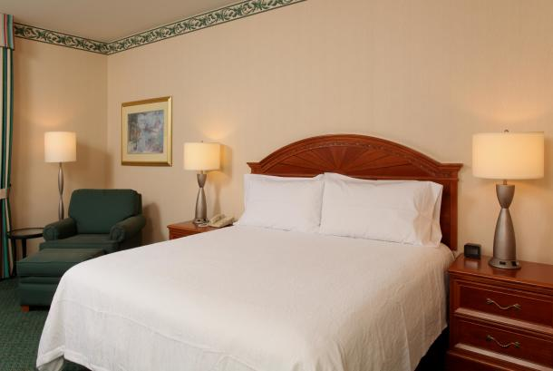 Single King Guest Room