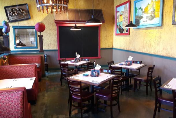 Large Party Area