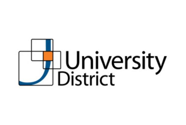 University District logo