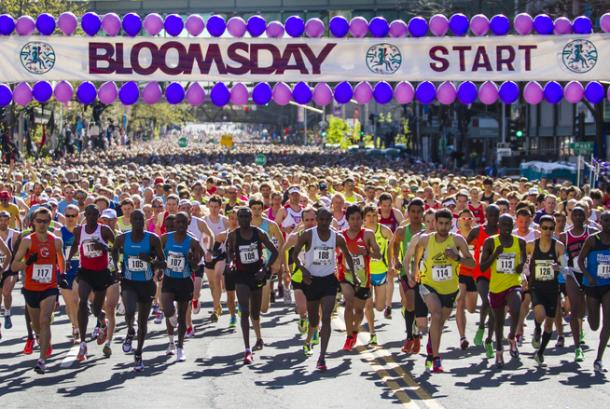 Bloomsday Start