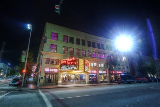 The Bing Theater Exterior
