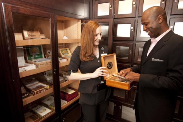 Humidor at Northern Quest
