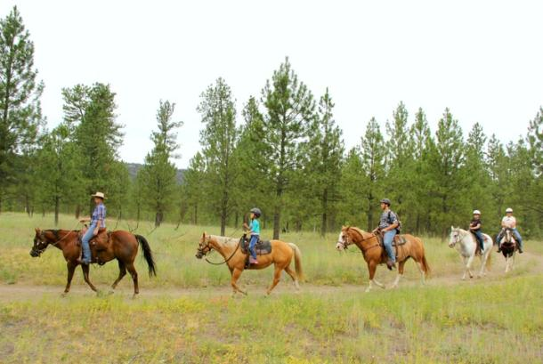 True West Trail Rides 1