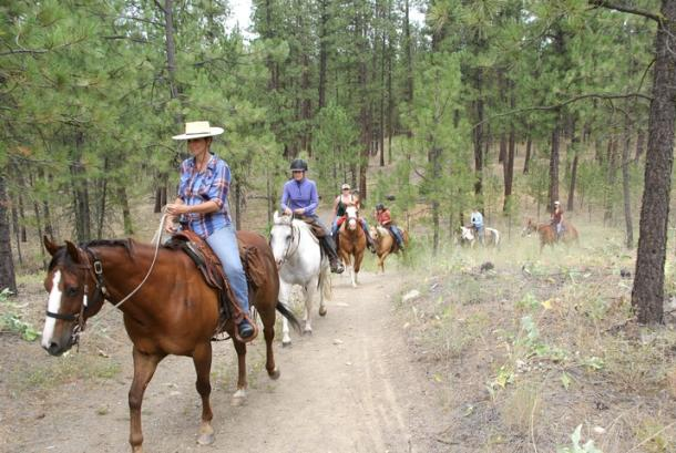 True West Trail Rides 6