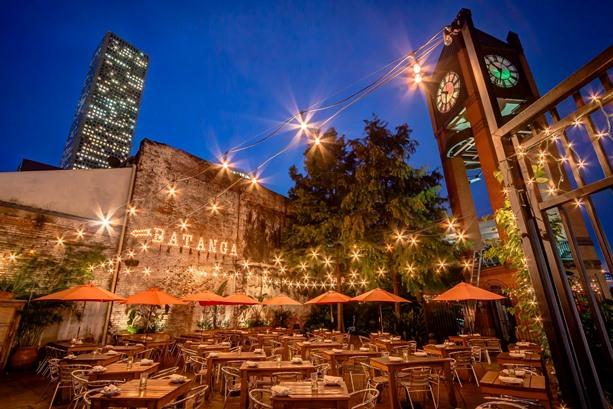 Exceptional Batanga Outdoor Cafe In Houston