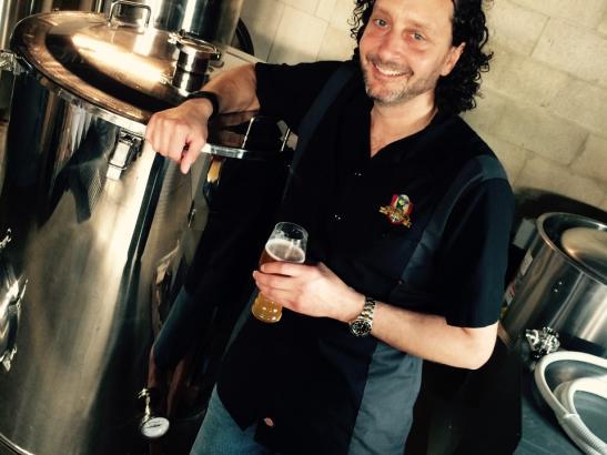 Brewmaster Donovan Sietz