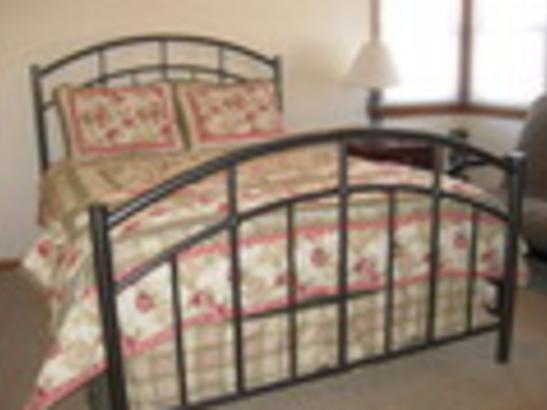 Baptist Hospitality House Bedroom