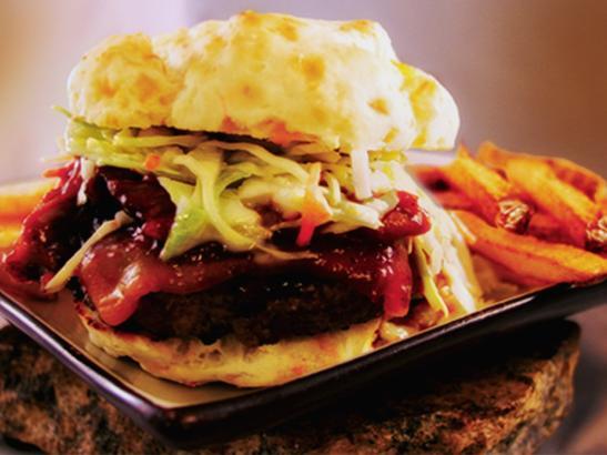Gluten Free Piggyback Burger