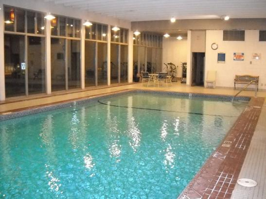City View Sanctuary: Indoor Pool