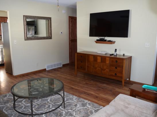 Henry House: Living Room
