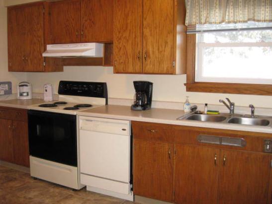Baptist Hospitality House Kitchen 2