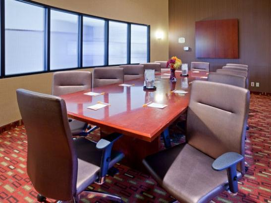 Meeting space available. Conference Room.