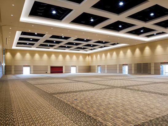 38,000 Sq. Ft. Ballroom by Dean Riggott