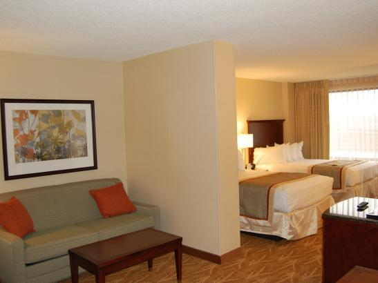 Mini-Suite Guestroom